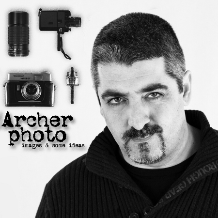 Archerphoto self portrait