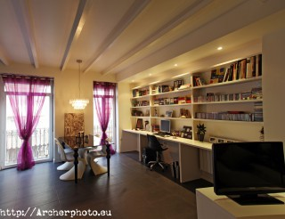 Inside a house, picture by Archerphoto, Photography for Real Estate in Spain