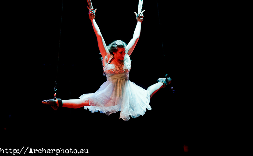 Archerphoto, circus photos, professional photographer in Spain