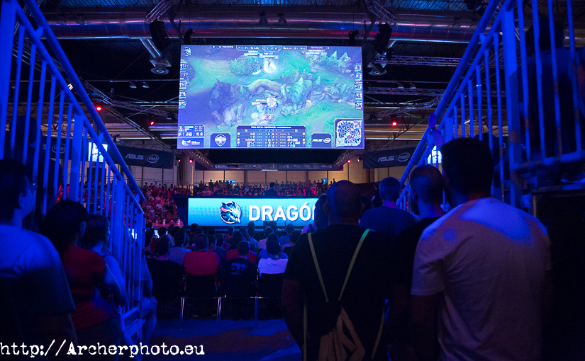 Gamergy 2016, eSports in Madrid
