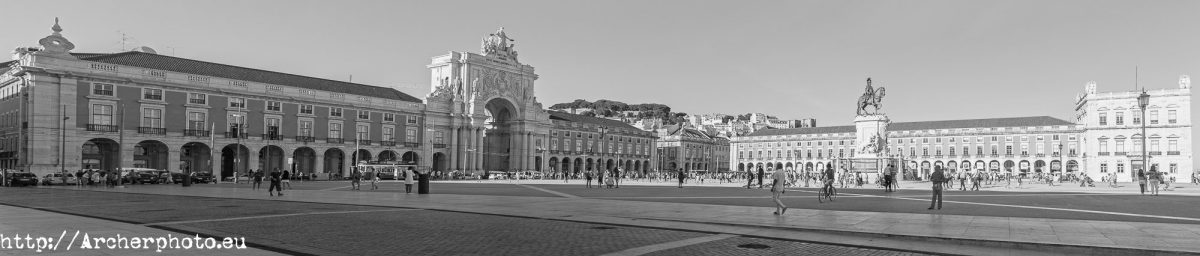 Praça do Comércio, Lisbon, Portugal, by Archerphoto, professional photographer
