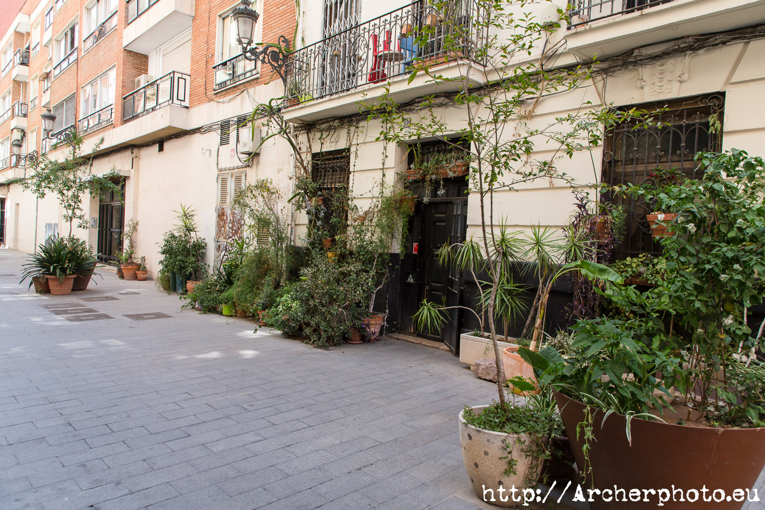 Sornells Street, by Archerphoto, photographer in Ruzafa, Valencia, Spain
