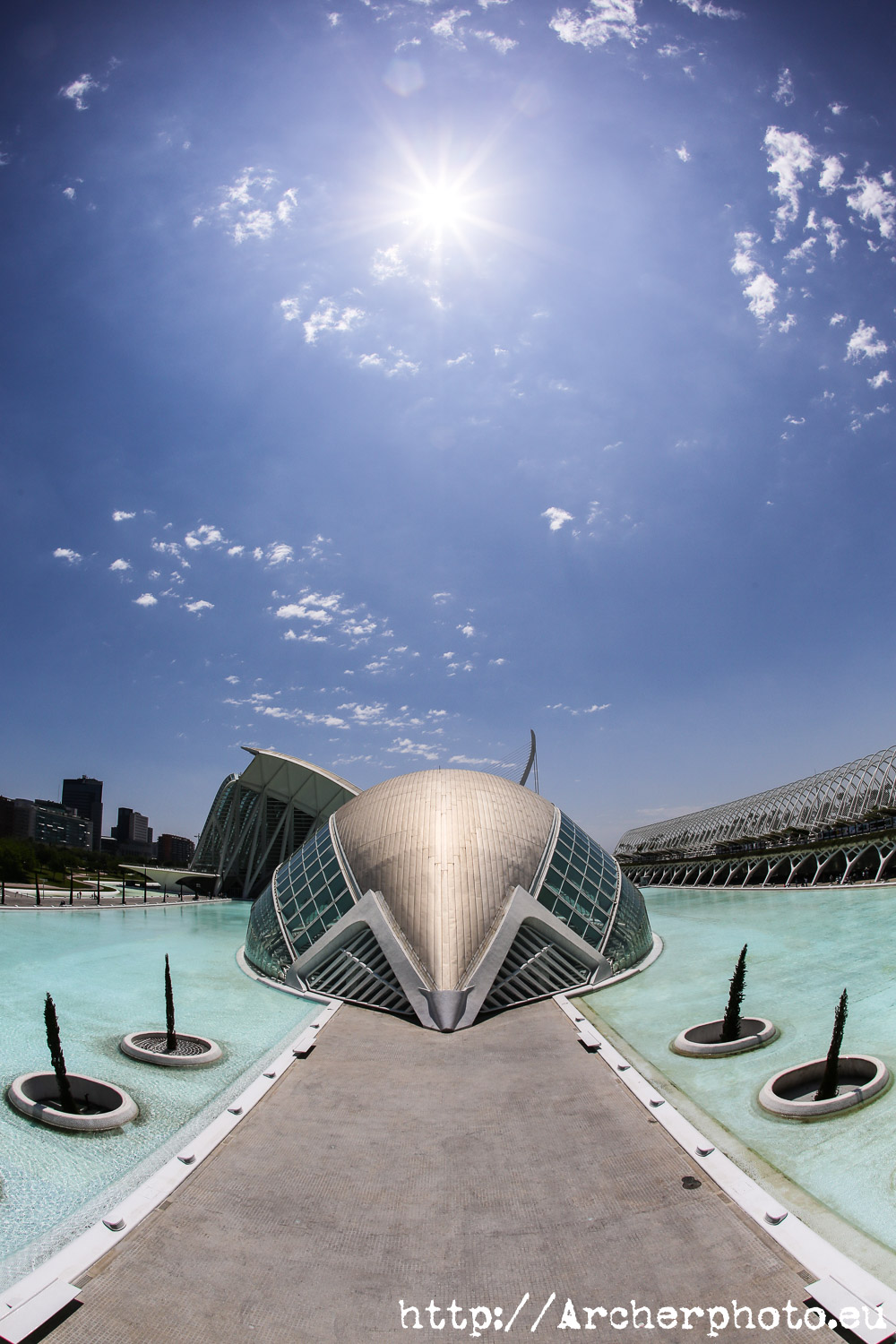 City of Arts and Sciences, Valencia, 4 reasons to visit Valencia