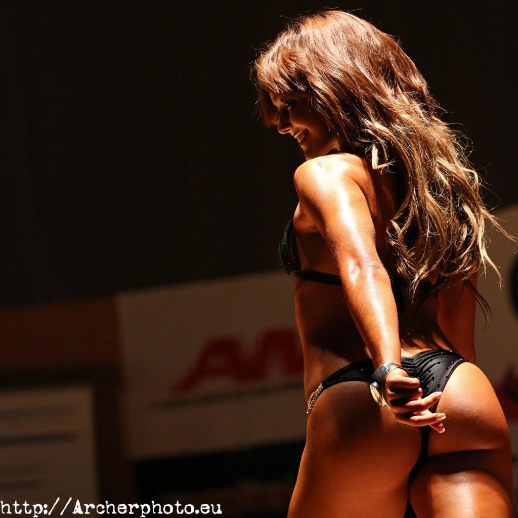 Alexandra García Toledo, foto de Archerphoto