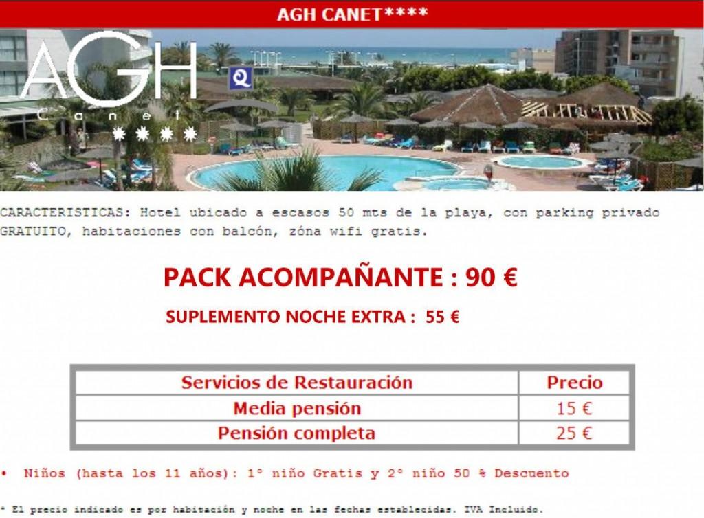 AGH_Canet Reservas de hoteles