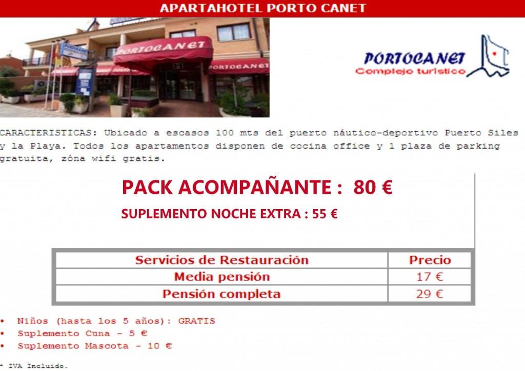 Porto_Canet Reservas de hoteles