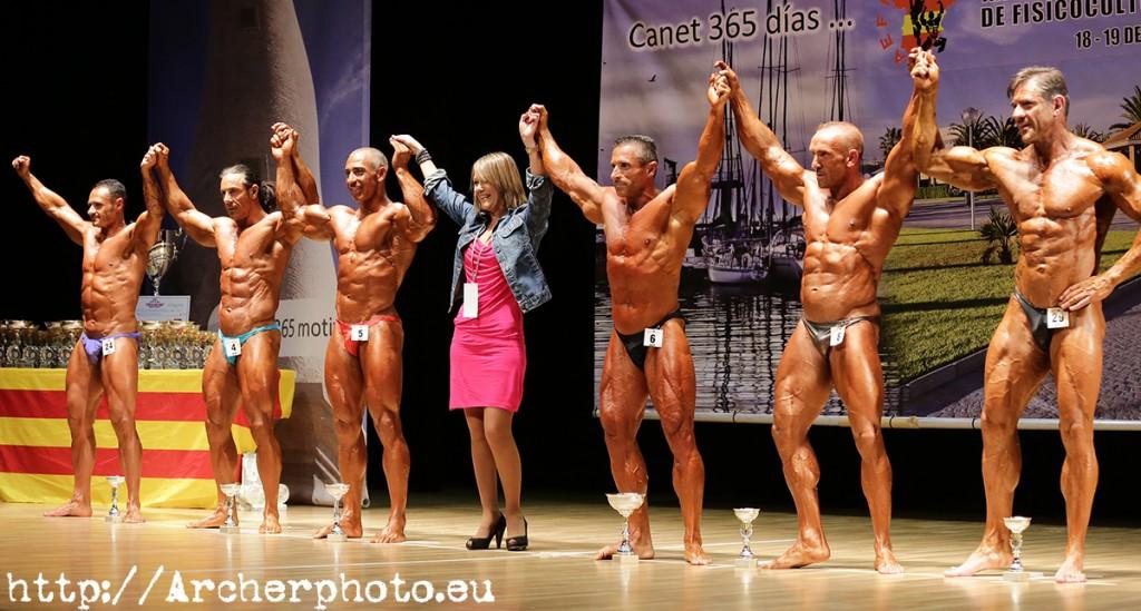 Trofeo Olimpia. Categoría de más de 40 años. Foto: Archerphoto