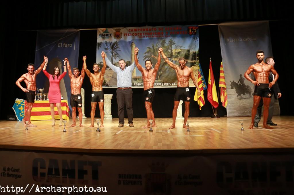 Campeonato de España AEFF 2014