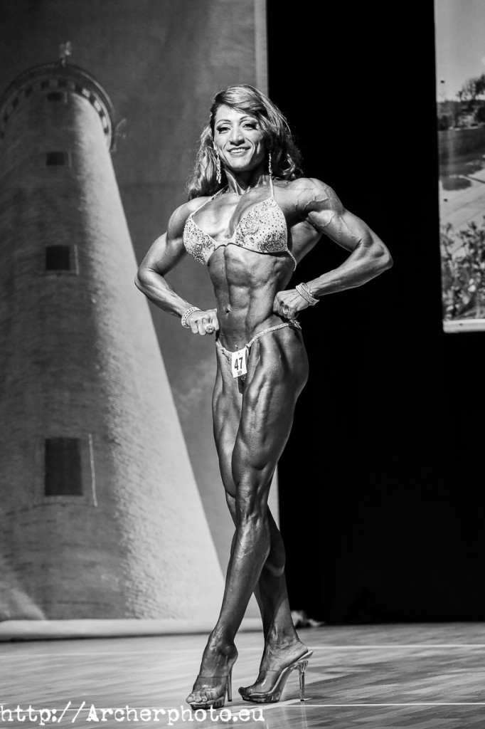 Campeona de España Figura 2014 Beatriz Gómez