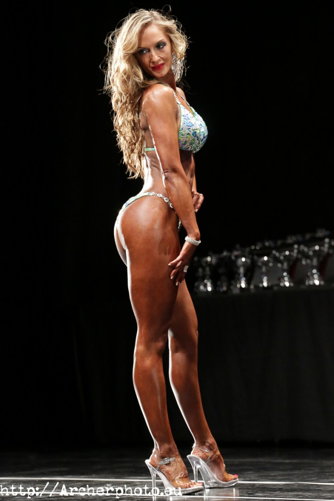 Sonia Giménez en el Campeonato Olimpia 2015, por Archerphoto, fotógrafo profesional