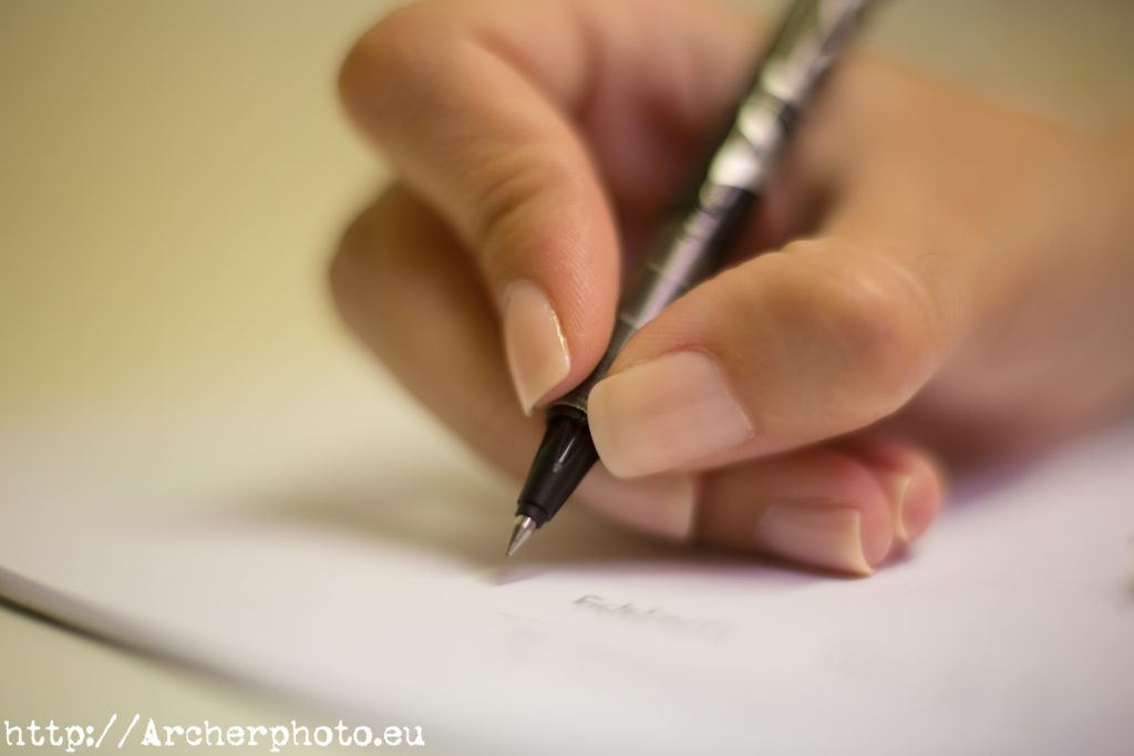 trabajar de modelo, fotógrafo Valencia, hand writing