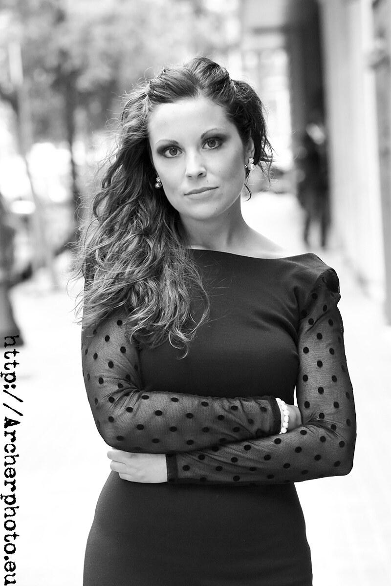 Gente en blanco y negro - Retrato en blanco y negro, Archerphoto, fotógrafo profesional en Valencia