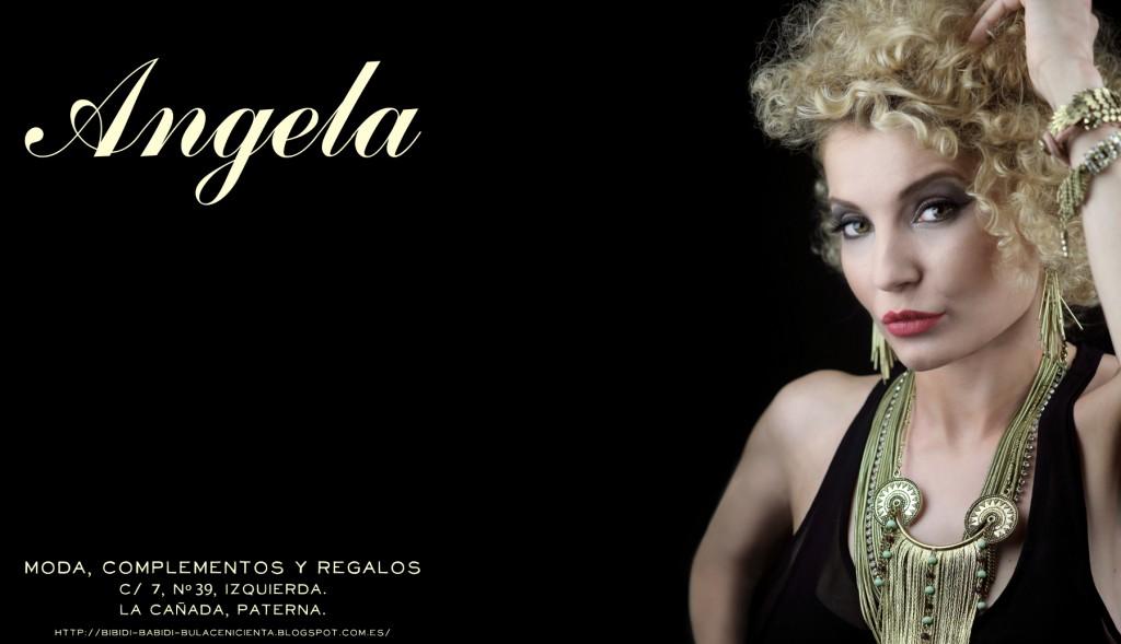 Ángela tiene una tienda de ropa, por Archerphoto