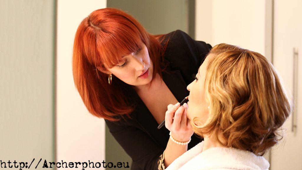 Maquillaje profesional para sesiones de fotos: Nadia Alba Make Up & Style