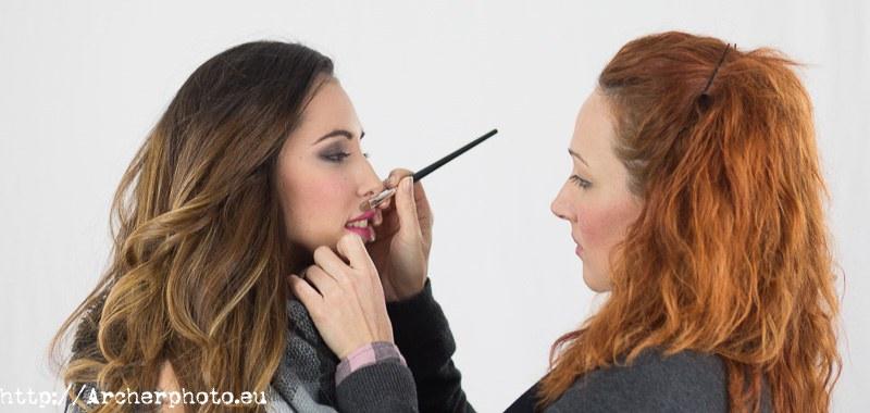 maquillaje para books profesionales Archerphoto