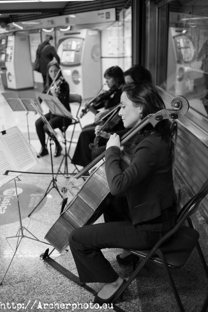 Cuarteto de cuerda Valencia