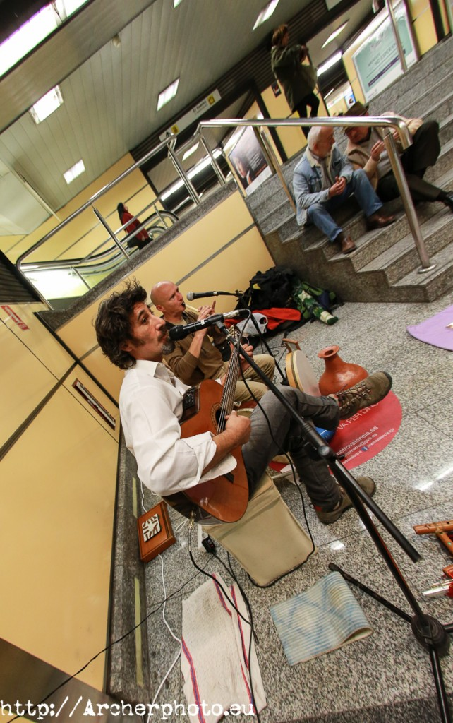 Amares - Metro & Música
