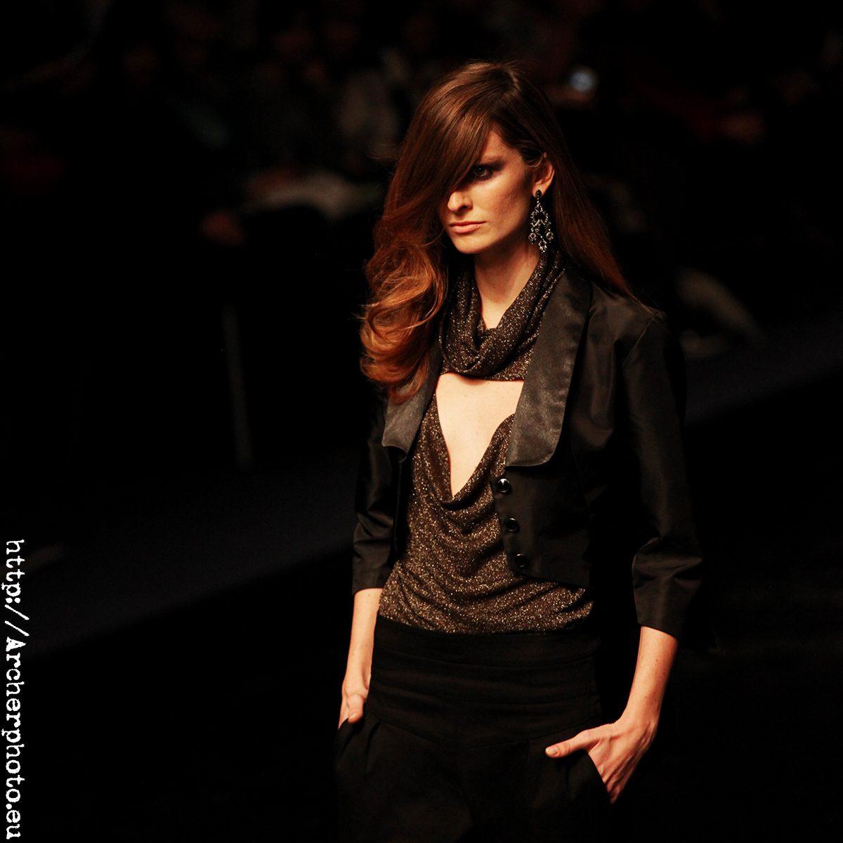 ¿Quieres ser modelo? Fotografía de modelo en la Valencia Fashion Week
