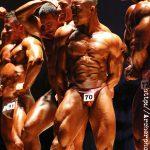 Campeonato de Culturismo y Fitness AEFF Oropesa 2012, Aneuvis Santana en primer plano