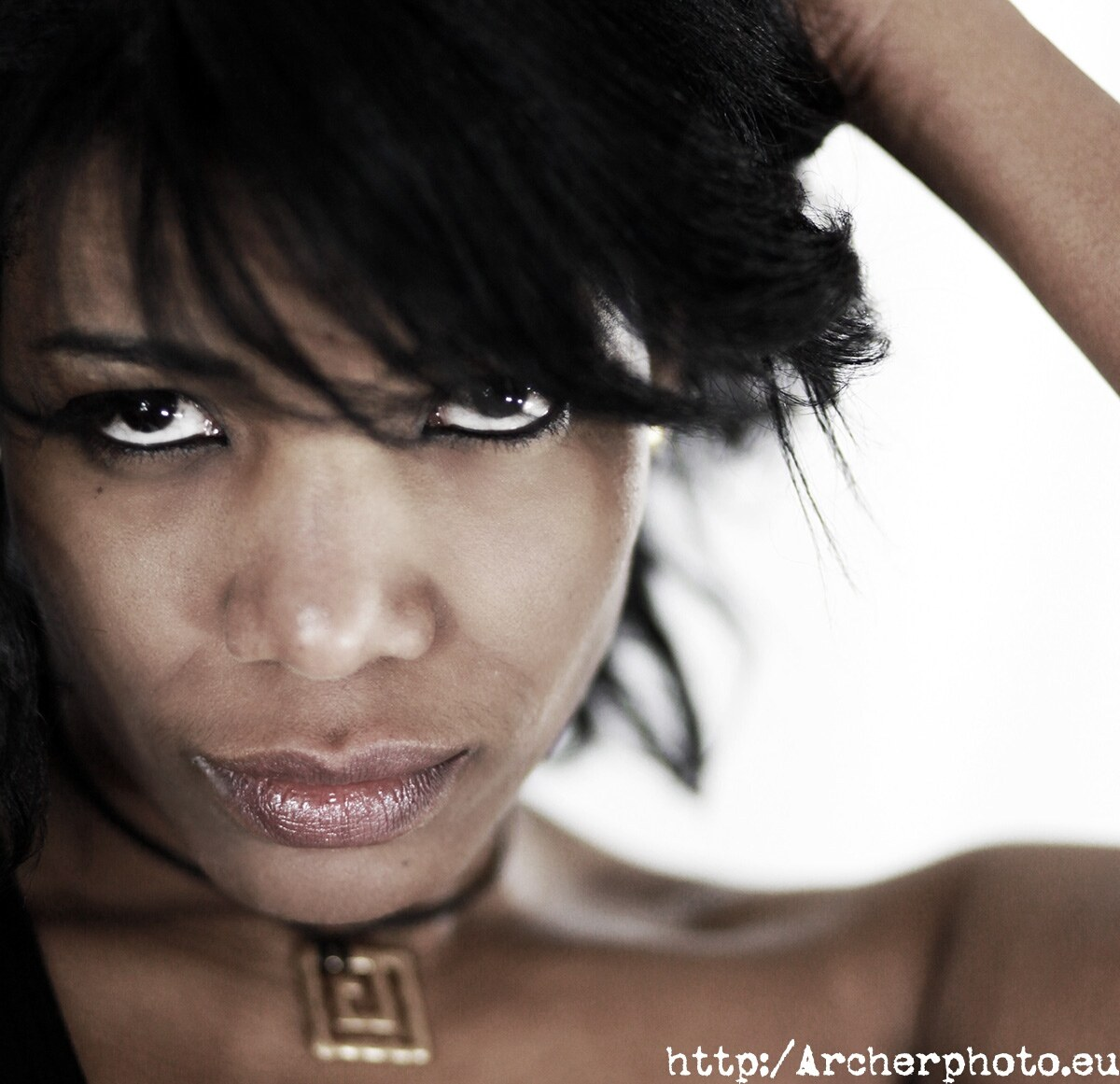 Eliane, retratos de 2010 de Sergi Albir, fotógrafo profesional