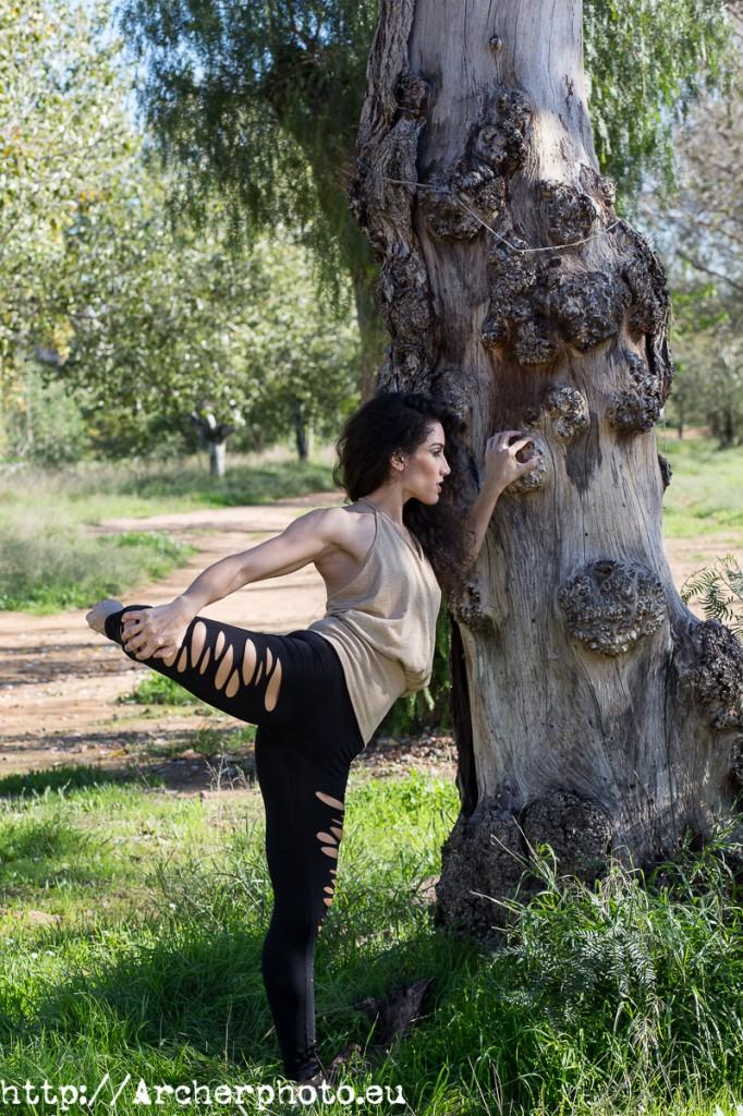 Fotografía para bailarinas