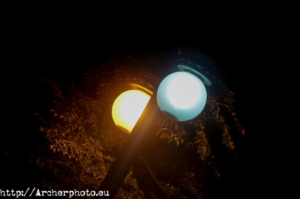 Fotos nocturnas en Valencia