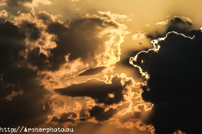 foto del cielo por Archerphoto, fotografo profesional