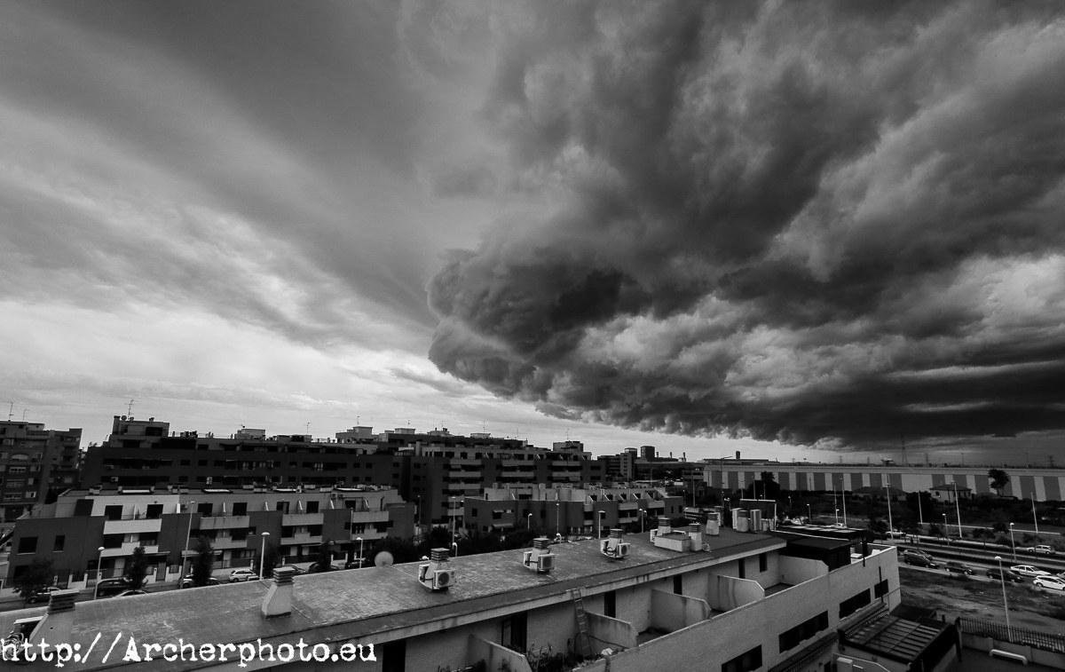 Fotos del cielo - Archerphoto, fotógrafo profesional en Valencia