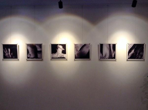 Exposición Sergi Albir en Fukuoka, Daimyo, Japón