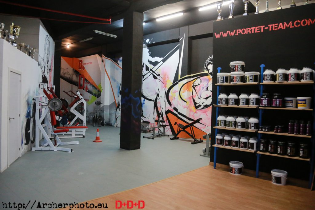 D+D+D, Julio Portet inaugura 3D