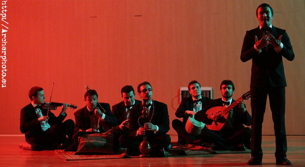 Desluthiers. Fotografía de actuaciones en directo. Archerphoto, fotógrafo profesional en Valencia
