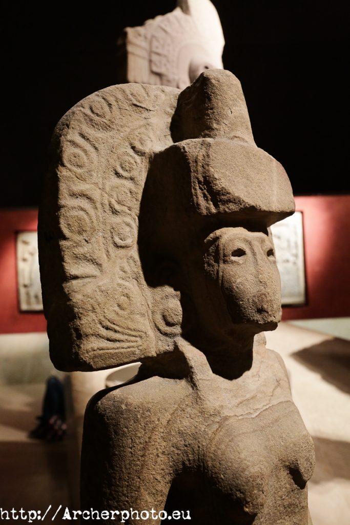 Esculturas mejicanas, Huaxtec