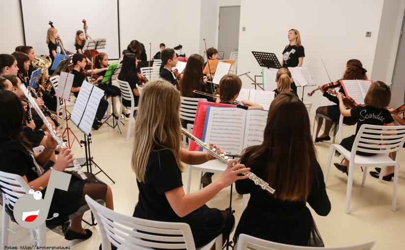 Scordae: una orquesta infantil