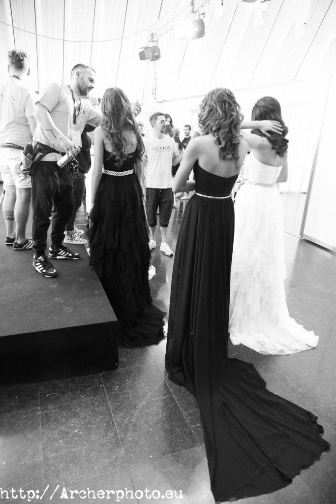 Backstage, por Archerphoto, fotógrafo profesional en Valencia