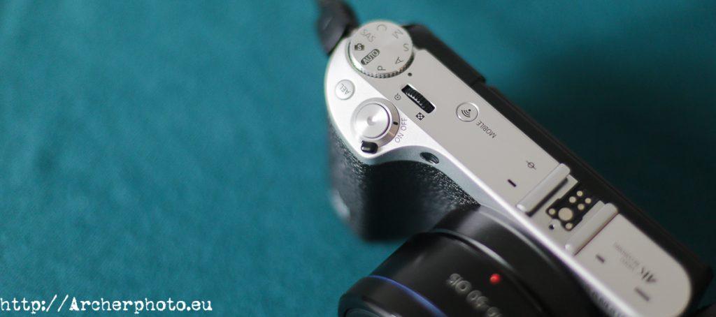 Samsung NX500, una EVIL de 28.2 megapíxeles