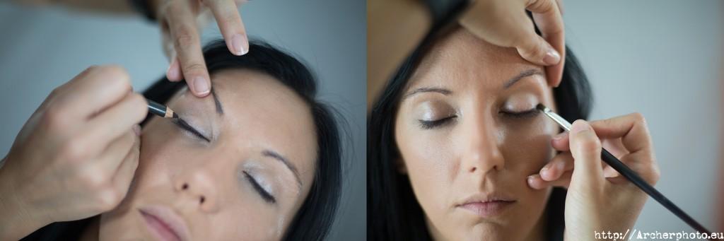 Post sobre maquillaje, Nadia Alba,. Web de Archerphoto, fotógrafo en Valencia