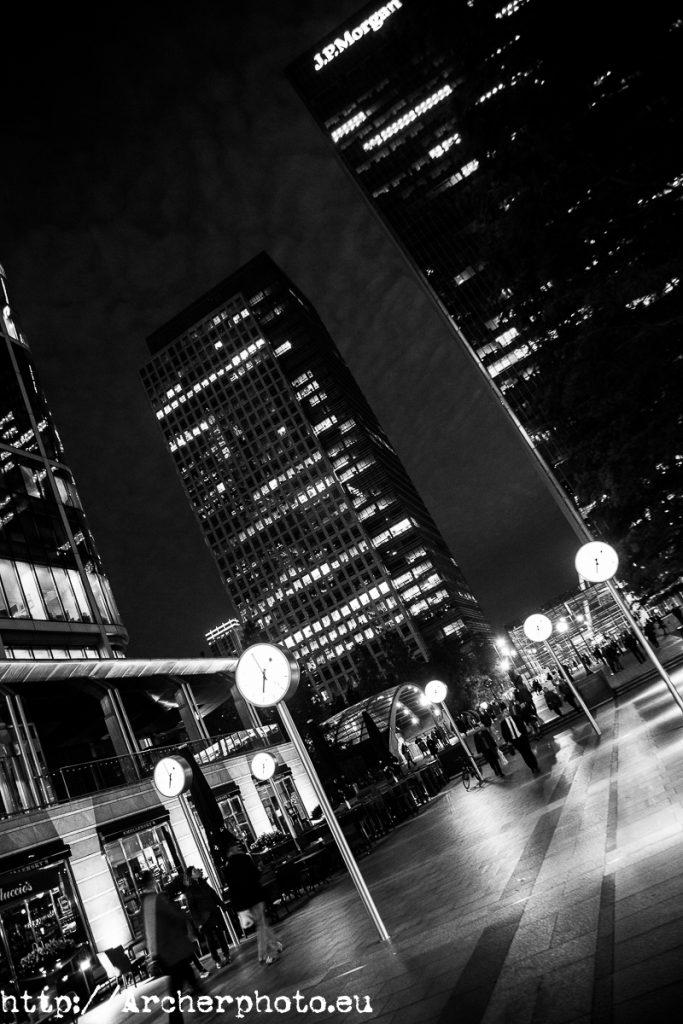 Fotos urbanas y nocturnas