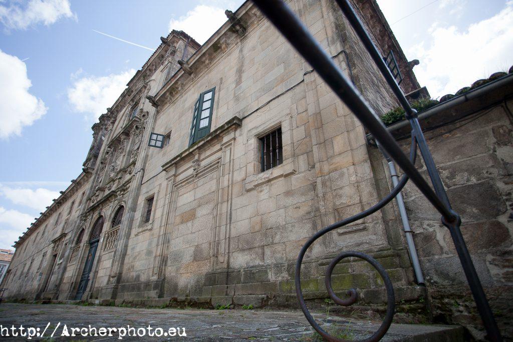 Convento de las Mercedarias, Santiago de Compostela
