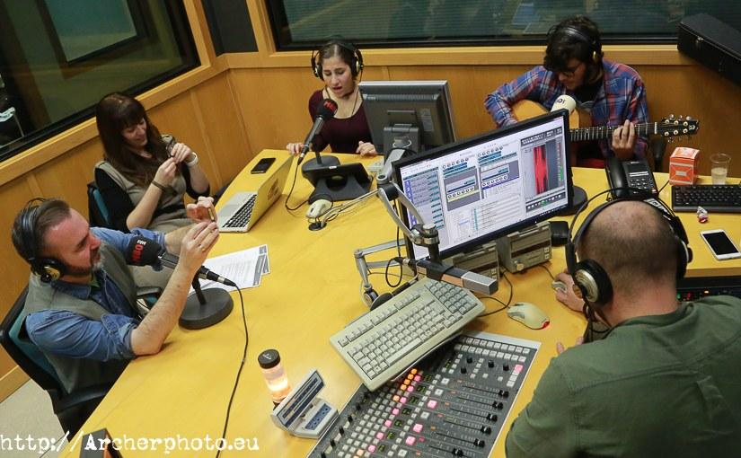 Noche de Reyes en La Noche es para Mí (M80 Radio)