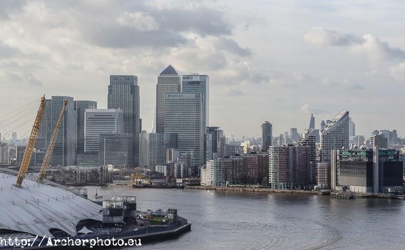 Un poco más de Londres