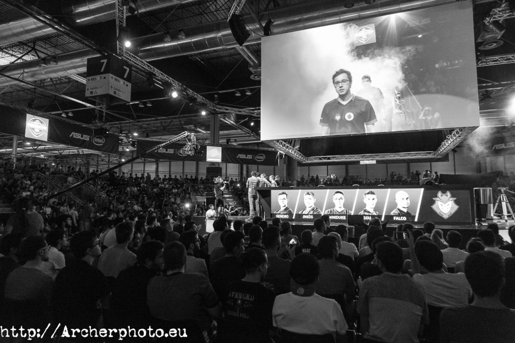 Gamergy 2016,League of Legends,LOL