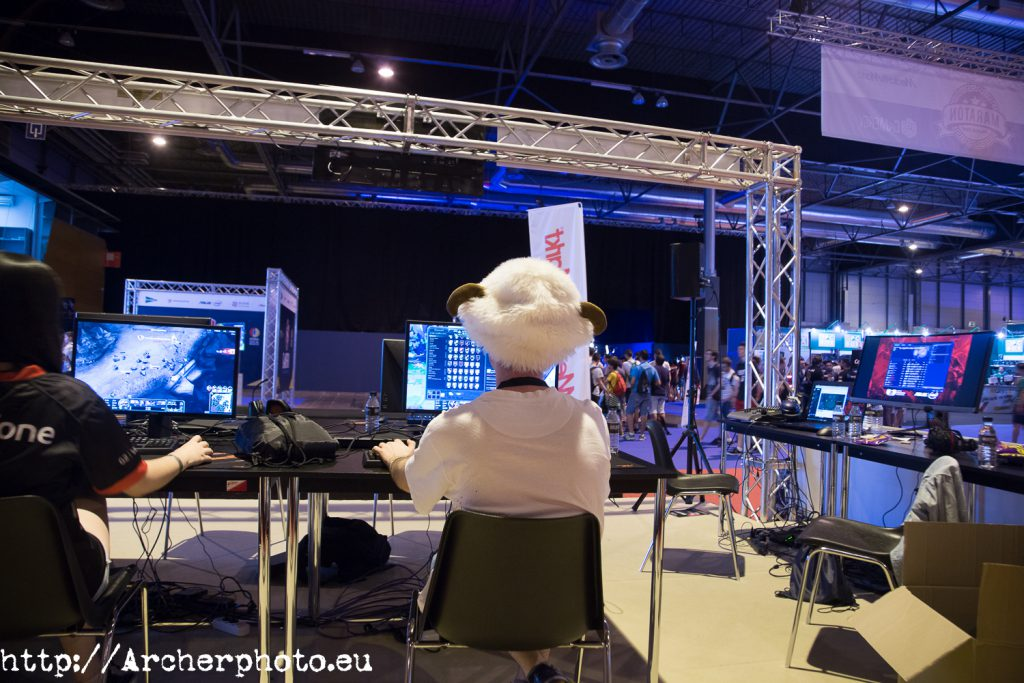 Gamergy 2016,eSports