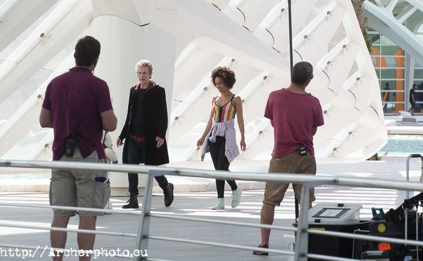 Doctor Who en Valencia: S10E02 en la Ciudad de las Artes y las Ciencias