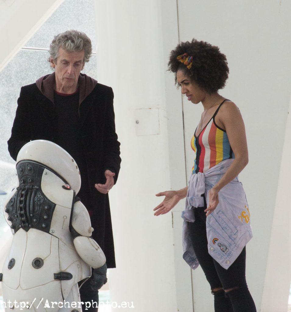 Doctor Who en Valencia