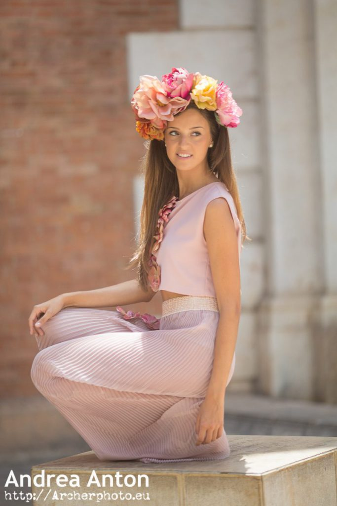 Lidia González Regolf,Andrea Antón:Rinascere, Archerphoto, fotografía moda