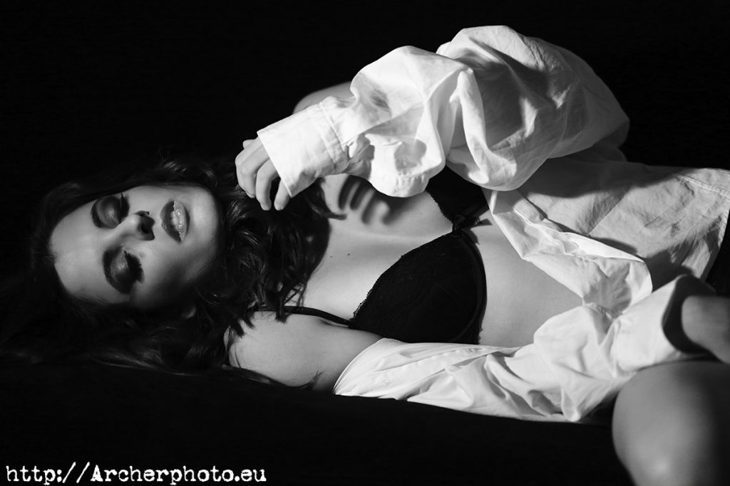 Sesiones de fotografía boudoir