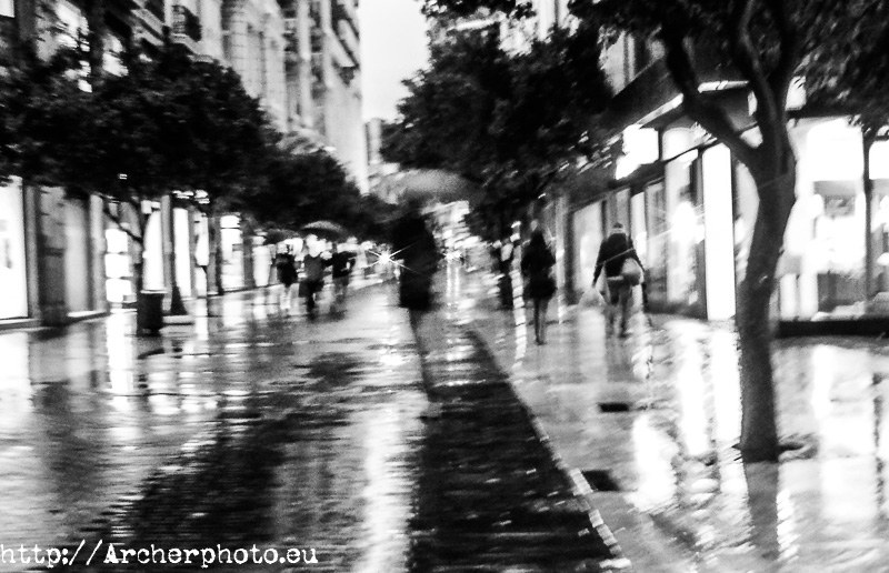 Un poco de lluvia. Archerphoto, fotógrafo en Valencia.