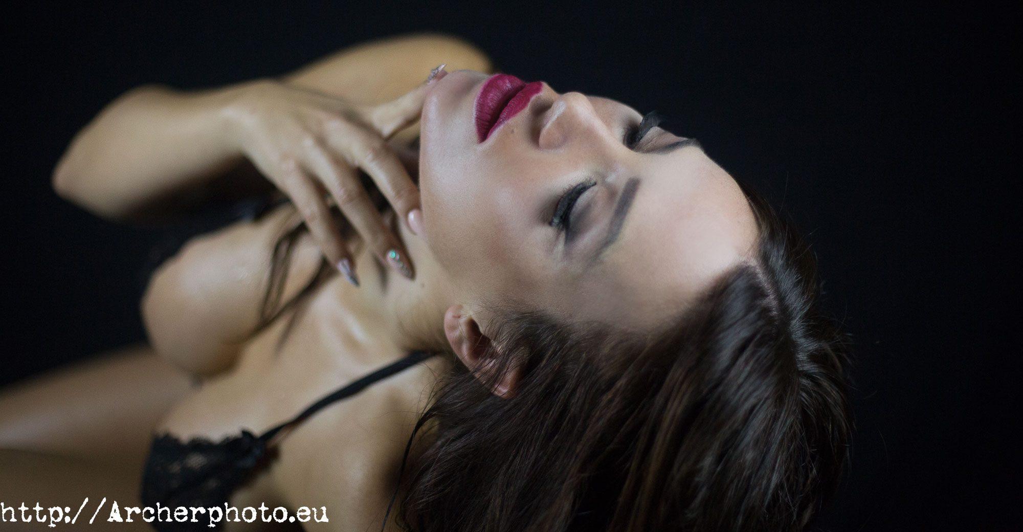 Vicctoria - Fotografía boudoir - Archerphoto - Sergi Albir