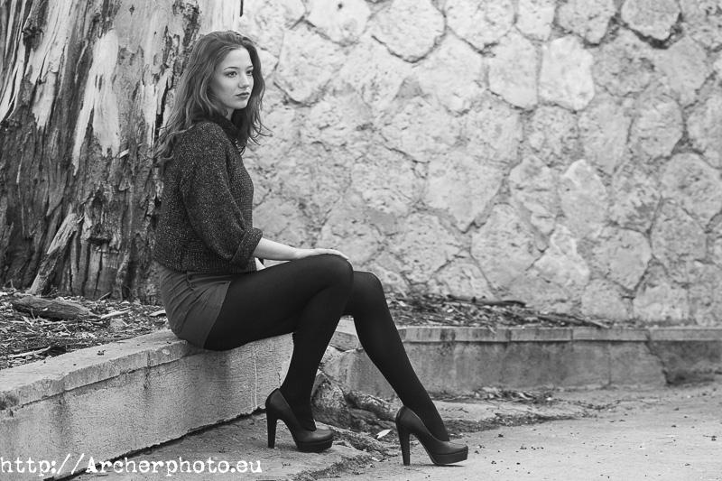 Sesiones de fotos en Valencia. Fotos de Archerphoto, fotógrafo profesional. Gema.