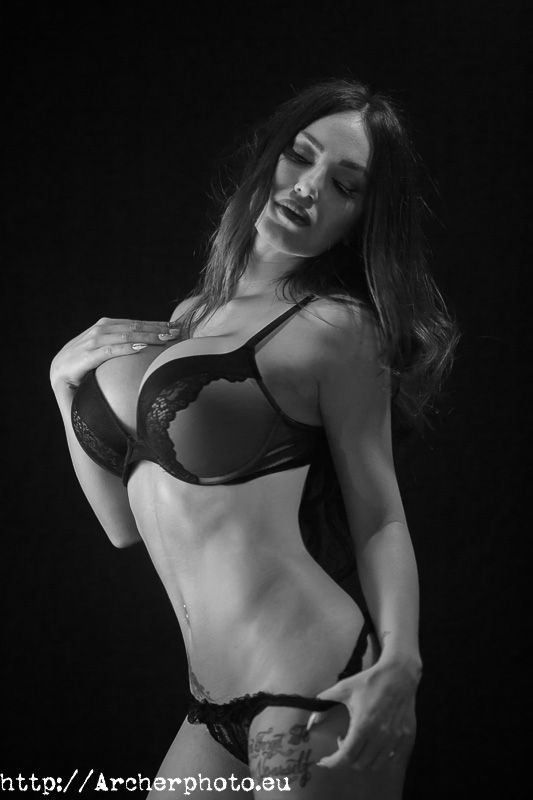fotografia boudoir, Vicctoria Archerphoto